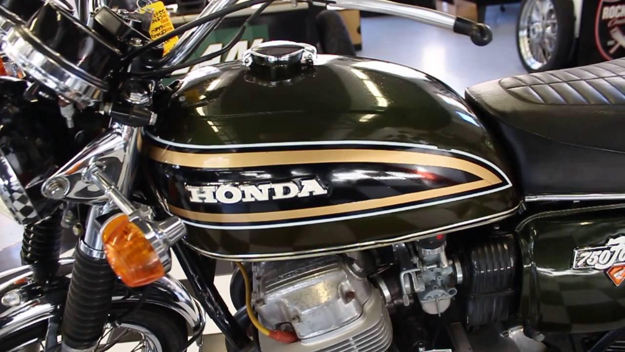 1973 Honda Cb750 K3 Super Clean