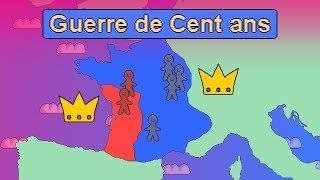 La guerre de Cent ans résumée en quelques minutes