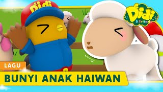 Download Lagu Bunyi Anak Haiwan | Didi & Friends Lagu Kanak-Kanak | Didi Lagu Baru mp3