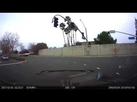 Copy of SacRT Bus 1520 Route 74 Dangerous Driver