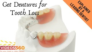 Now Trending - Dentures as a treatment for tooth loss – Dr. Adnan Saleem