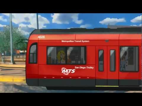 Trolley with You - we are MTNS