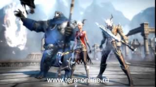 Tera Online - сиськи эпических размеров на русском языке
