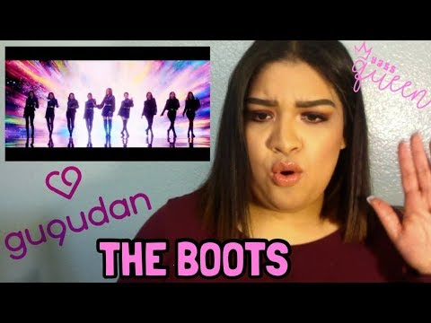 GUGUDAN- 'The Boots' Mv Reaction
