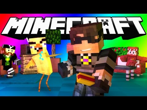 Minecraft Do Not Laugh | THE NOSE PICKER 9000! (Funny Moments!)