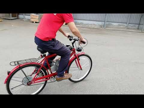 Велосипед с мотором Okkervil ZNC-32006G Ч.2