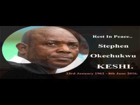 Tribute To Stephen Keshi