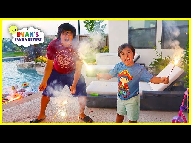 4th Of July Fireworks Celebration Family Fun Activities
