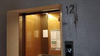 부산광역시 해운대구 센텀삼익아파트 현대엘리베이터 대차후…
