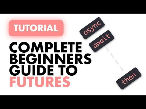 A Guide To Futures in Flutter   Beginners Guide  