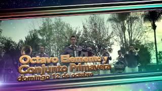 Fiestas de Octubre 2014 - Octavo Elemento y Conjunto Primavera