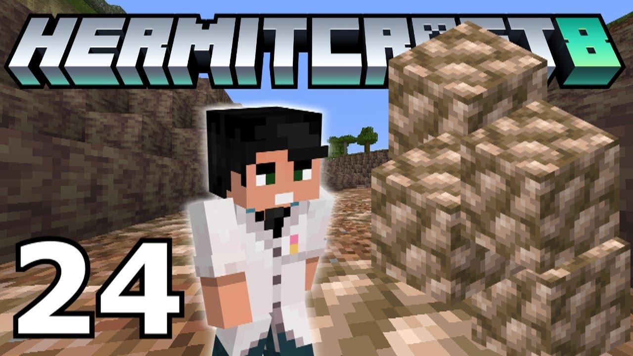 Download Hermitcraft 8: Raw Iron Prospector! (Episode 24)