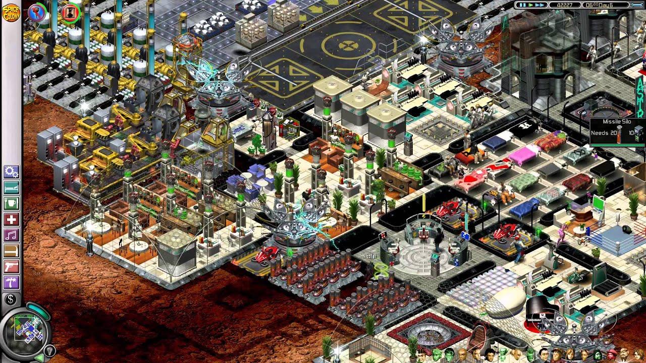Resultado de imagen de space colony hd