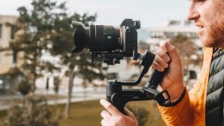ZHIYUN WEEBILL LAB IN-DEPTH REVIEW - BEST TRAVEL GIMBAL with Follow Focus Controller? Sony A7 III