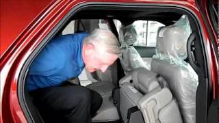 2014 Ford Explorer - 3rd Row Seating