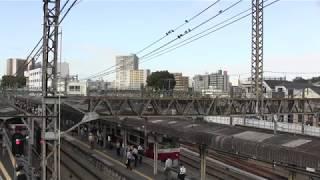 京浜急行 神奈川新町 特急 解放 新1000 1001編成+600形