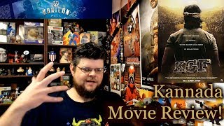 ?? K.G.F. Chapter 1 - Kannada Movie Review!