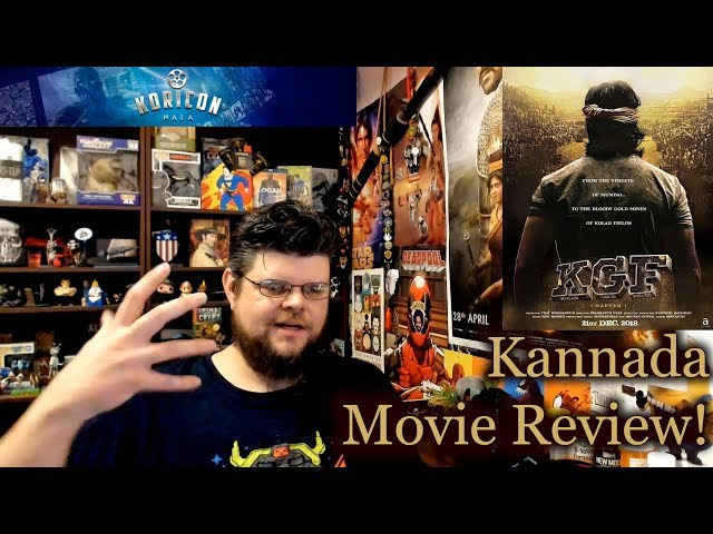 🔵🎥 K.G.F. Chapter 1 - Kannada Movie Review!