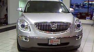 2010 Buick Enclave Available Features