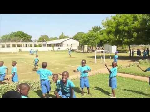Kenya Cymru Music - Future Hope Montessori School