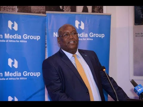 Stephen Gitagama confirmed as Nation Media Group's CEO