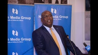 Stephen Gitagama confirmed as Nation Media Group's CEO