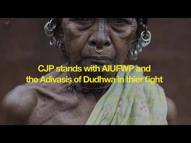 Dudhwa National Park: Adivasi women's fight for their land