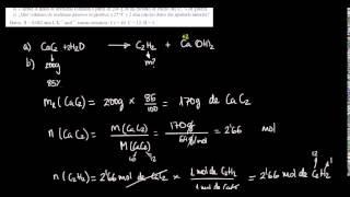 fyq 4eso cálculos estequiométricos, ecuación de estado gases ideales 2