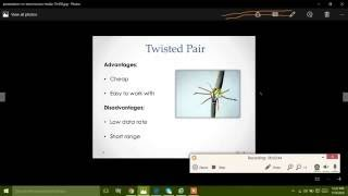 Twisted Pair cable shielded twisted pair (STP) (hindi/urdu)
