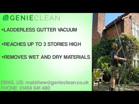 Gutter Cleaning High Wycombe | Genie Clean Service