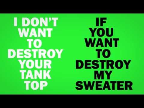 Weezer -  Undone -  (The Sweater Song) Lyric video