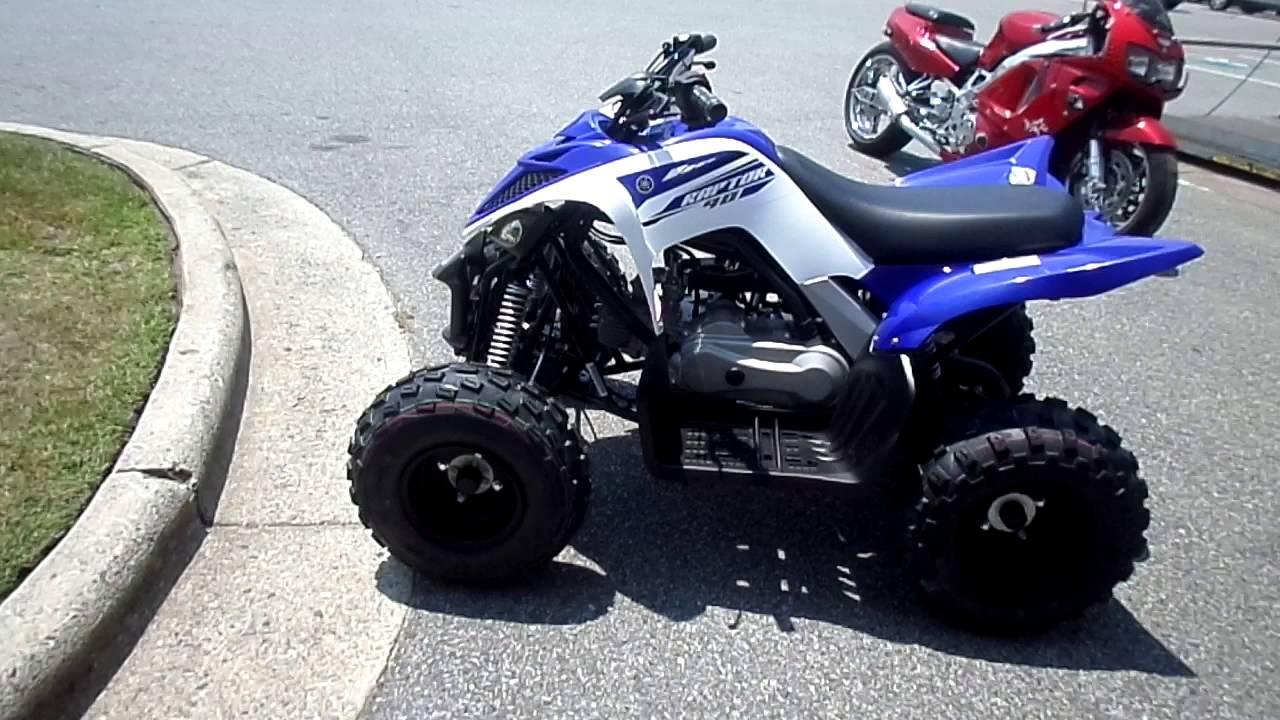 Yamaha Raptor   Speed