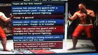 MMA pro fighter game in facebook part 4
