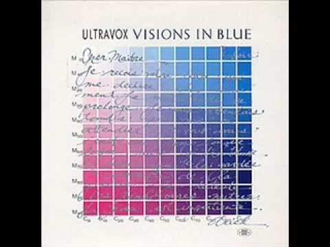 ULTRAVOX - Break Your Back [1983 Visions in Blue]