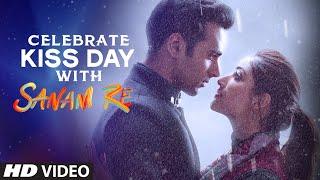 Celebrate KISS DAY With SANAM RE | Pulkit Samrat, Yami Gautam, Divya Khosla Kumar | T-Series