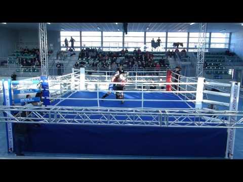 [2] Muay Thai [C] [do 86 kg Seniorzy] Marcin Wyrwa vs Piotr Ratajczak