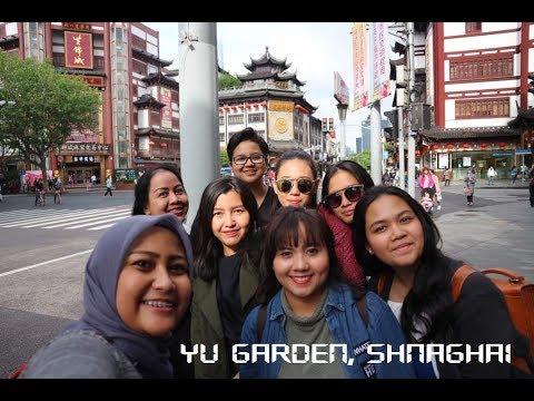 RMP TV #ep.77 [City God Temple of Shanghai & Yu Garden]