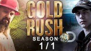 Золотая Лихорадка Аляска 1 сезон 1 серия