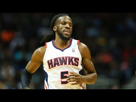 DeMarre Carroll Hawks 2015 Season Highlights