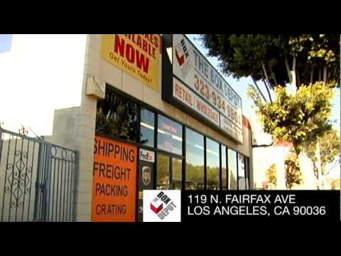 The Box Depot LA - Freight And Air Cargo Shipping