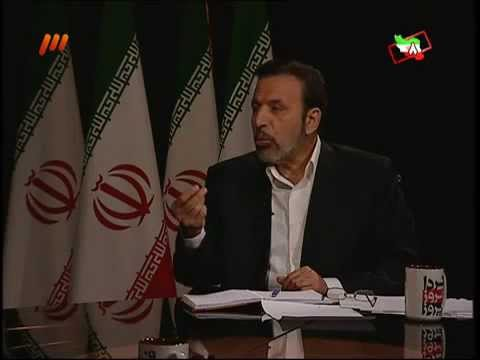 Dr. Vaezi, who represents Hassan Rohani, turns to Iranian people and ask them to judge.