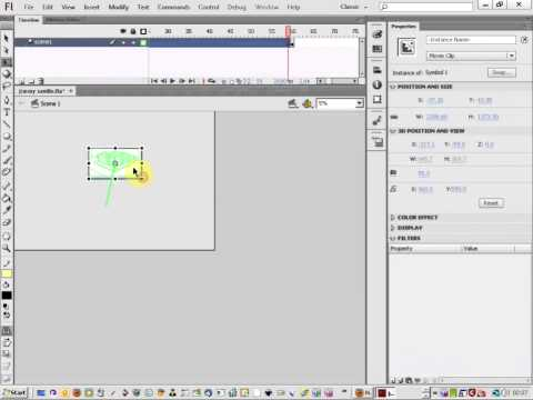 basics of camera movement in flash tutorial