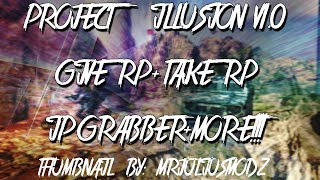 [GTA5/1 28/PS3] Project Illusion SPRX Menu (Modder Protection/IP  Grabber/RP/More!) [+FREE DOWNLOAD!] by MrJuliusModz