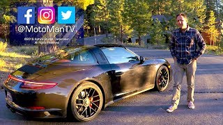 2017 Porsche 911 GTS - 991.2 – Targa TECH REVIEW (1 of 3)