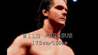 Download NJPW '94: Battlefield in Tokyo Dome (PC Engine Ver.) - Theme of Wild Pegasus MP3 song and Music Video