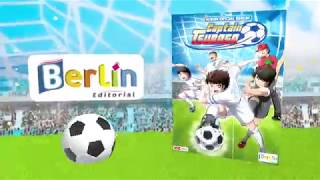 Album de Figuritas Captain Tsubasa - Editorial Berlin