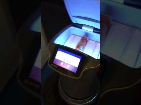 Room Service Robot at LAX Marriott