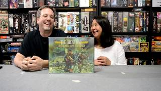 Unboxing of The Great War The French Expansion by Plastic Soldier Company