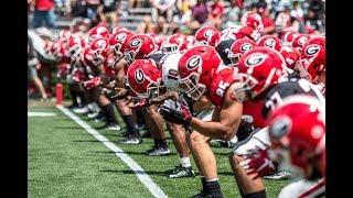 UGA Georgia Bulldogs Start Spring Practice