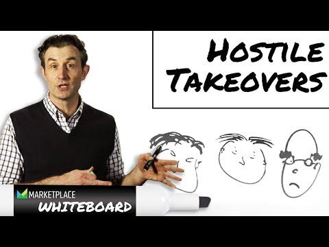 Hostile Takeovers, explained